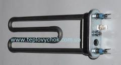 ТЭН для стиральной машины Indesit Electrolux 1950Вт 235мм прямой с отв под датчик