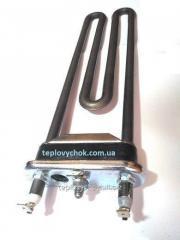 ТЭН для стиральной машины Whirlpool 2050W прямой L-235 мм с отв. под датч. NTC без буртика
