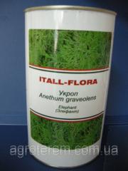 Семена укропа  Элефант 0,4 кг
