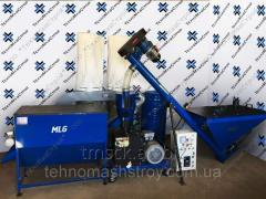 Линия гранулирования МЛГ-500 kombi и МЛГ-1000