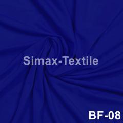 Бифлекс, с блеском, стрейчевая ткань, Код: ВF-08 Электро-синий