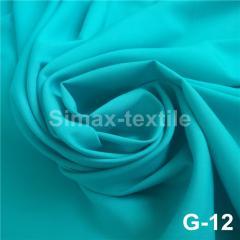 Габардиновая ткань, Код: G-12 Голубая бирюза
