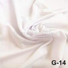 Габардиновая ткань, Код: G-14 Белый