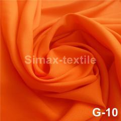Габардиновая ткань, Код: G-10 Оранжевый