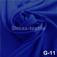 Габардиновая ткань, Код: G-11 Электрик