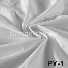 Ткань рубашечная,  Код: PY-1 Белый