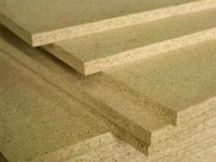 Плиты древесностружечные ДСП