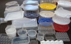Packaging made from polypropylene for foodstuffs