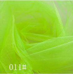 Ткань фатин жесткий, Код: 011 Салатовый