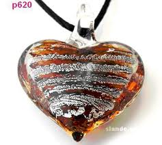 Murano glass - costume jewelry