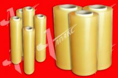 Stretch - the PVC film. Films are