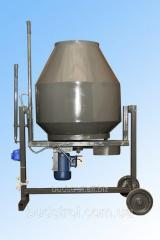 Бетономешалка БМХ 150-2 (150 литров) двухсторонняя