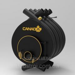 Булерьян  Canada classic , тип  04 Печь на дровах , мощность 35 кВт