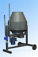 Бетономешалка БМХ 200 -2 (200 литров) двухсторонняя