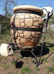 Тандыр  Тамерлан. Объем 140 литров