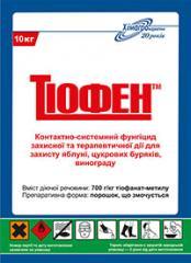 Тиофен (фунгицид)
