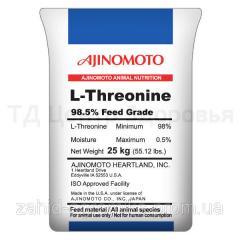 Аминокислоты Треонин (L-Threonine), аминокислота фасовка 25 кг