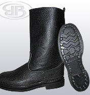 Special footwear, footwear for hunters and