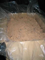 Cocoa zhmy more naturally, Ghana virobnitstv
