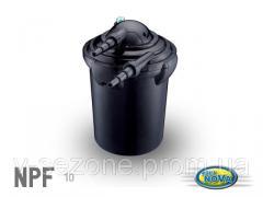 Фильтр напорный Aqua Nova 10L, лампа УФ 7W. NPF-10