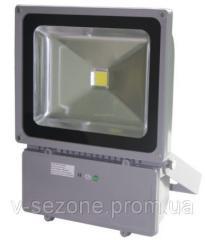 Прожектор светодиодный LED 120w 6500K IP65 Lemanso серый