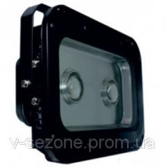 Прожектор светодиодный LED 150w 2LED 6500K IP65 Lemanso серый