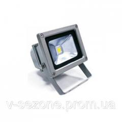 Прожектор светодиодный LED 30w 6500K IP65 Ledex Есо серый