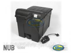 Фильтр проточный дo 12000л AquaNova Nub-12000