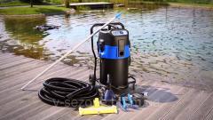 Очиститель пруда PondoVac Premium