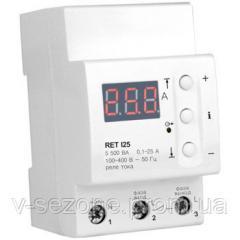 Реле контроля тока RET I25 Zubr