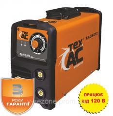 Сварочный аппарат ММА 250 ПН ТехАС / 6,2кВа / 120В-250В / цикл 80%
