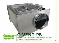C-VENT-PB-250А-4-220 вентилятор для круглых...