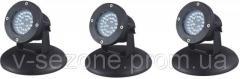 Светильники для пруда AquaNova NPL2-LED3 сумеречный датчик