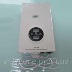 Стабилизатор напряжения релейный GW-500 Элим Украина для котлов отопления