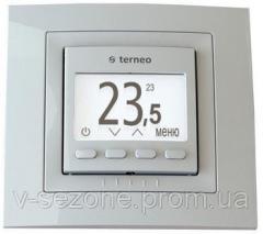 Программируемый недельный терморегулятор для теплого пола terneo Pro