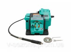The tool-grinding machine multipurpose with the