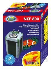 Внешний фильтр для аквариума AquaNova NCF-800 до 200л
