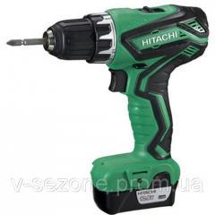 Drill screw gun of Hitachi DS 10 DAL-RC