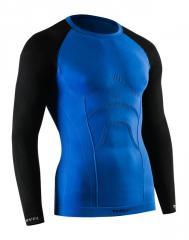 Термокофта спортивная мужская Tervel COMFORTLINE сине-черная