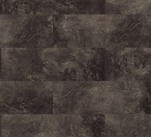 Коркова підлога з вініловим покриттям Authentica Black Marble E1XY001