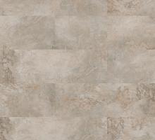 Коркова підлога з вініловим покриттям Authentica Grey Marble E1XU001