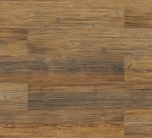 Коркова підлога з вініловим покриттям Authentica Brown Rustic Pine E1W1001