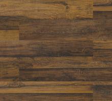 Коркова підлога з вініловим покриттям Authentica Dark English Oak E1XM001