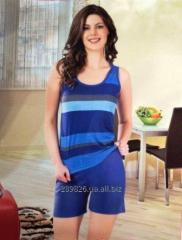 Комплект женский шорты с майкой 49000
