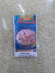 Басмати рис - высший сорт - образец