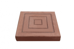Вибролитая тротуарная плитка Клеопатра
