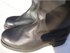 Обувная кожа овечья