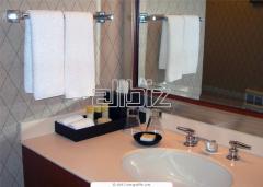 Аксессуары для ванной комнаты: Поручень, Сиденье
