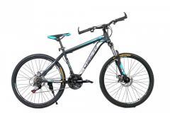 """OSKAR 26 bicycle"""" 16019 steel"""