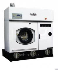 The washing machine for dry cleaning of SEA LION